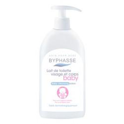 Lait de toilette Baby Byphasse