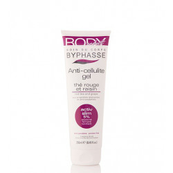 Soin du corps anti-cellulite gel par Byphasse