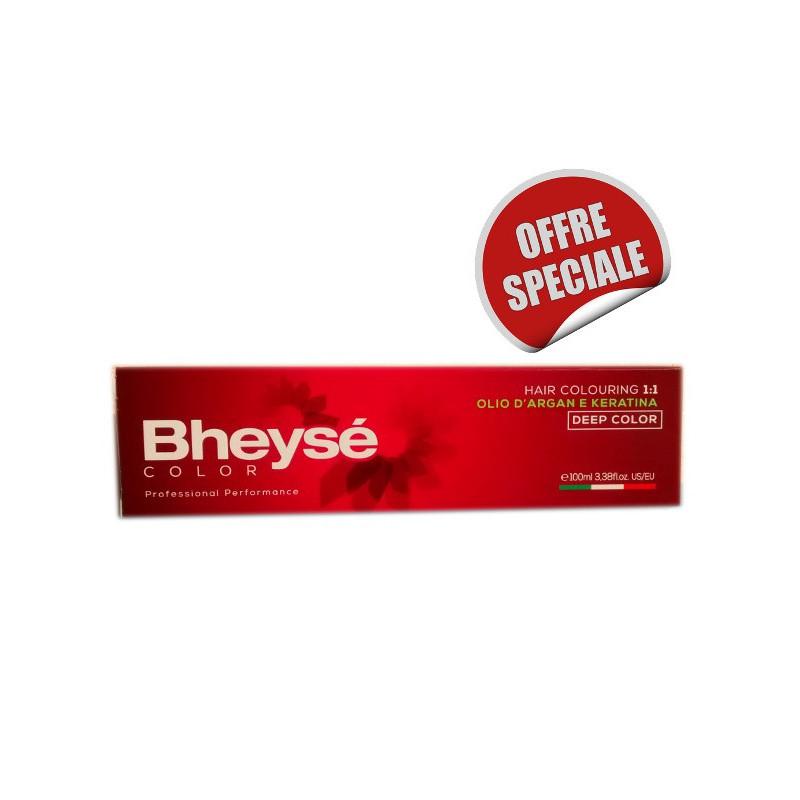 Coloration cheveux Bheysé Color par Renée Blanche