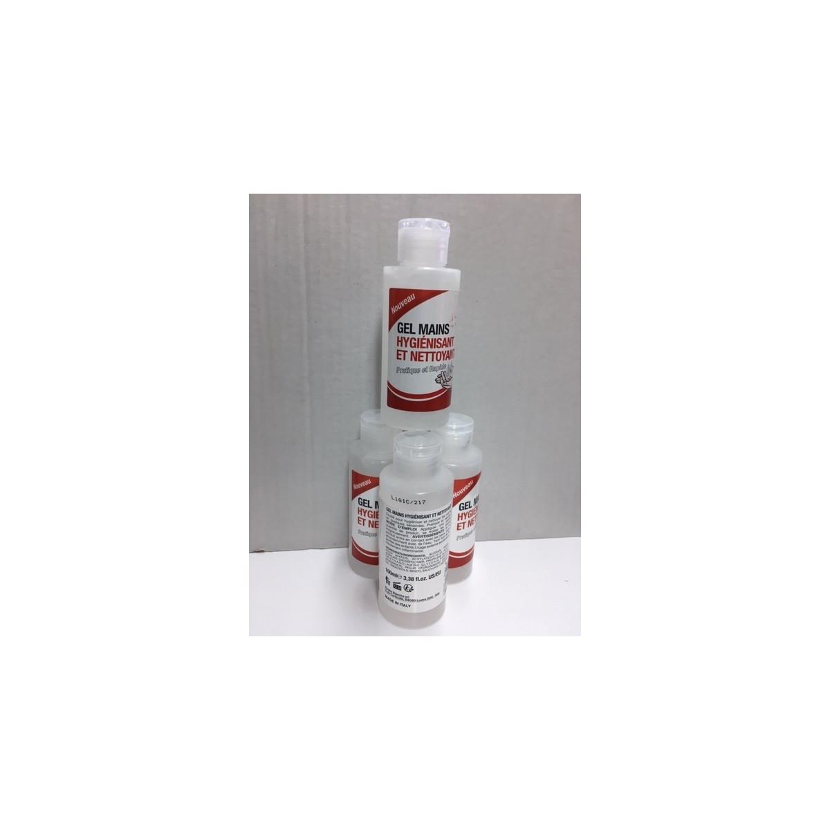 Gel Hydro alcoolique désinfectant 100ml