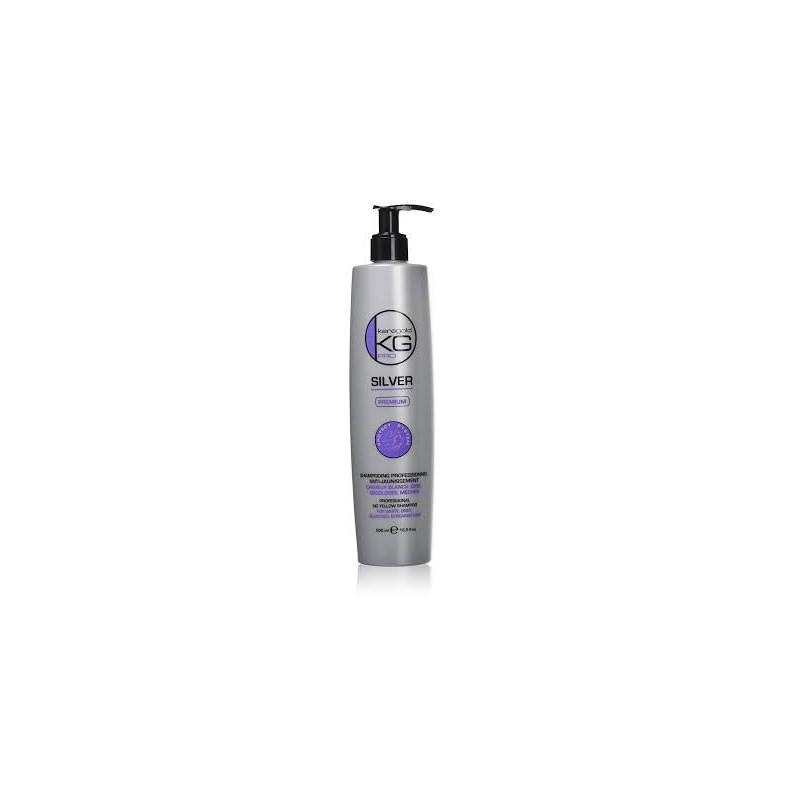 Shampooing Silver 500ml KERAGLD